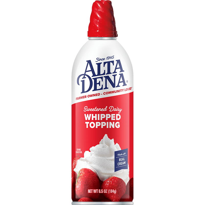Whipped Dairy Topping Aerosol Can 6.5 oz.