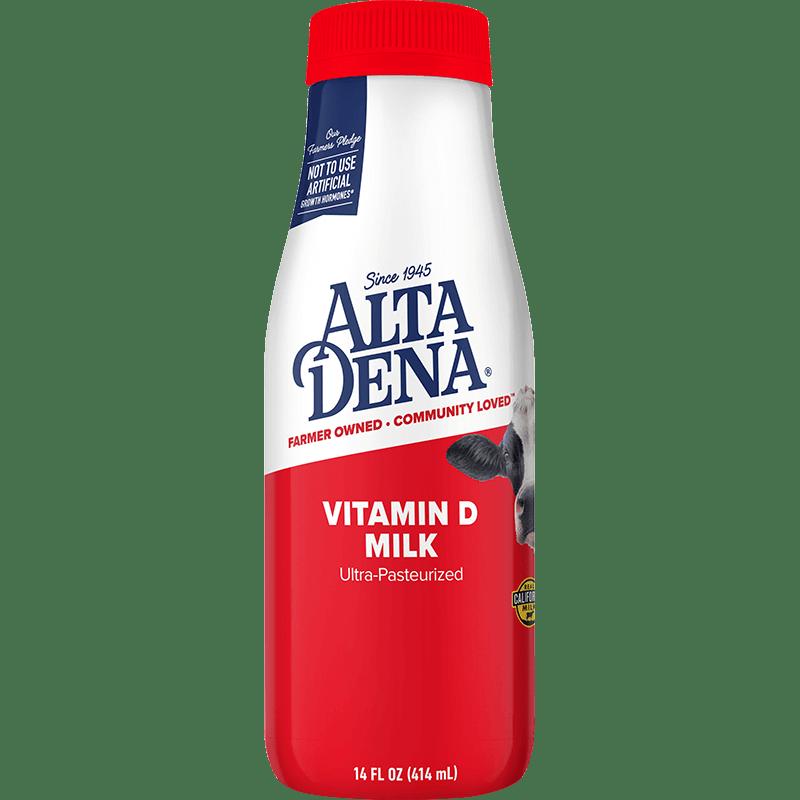 Whole Milk Plastic 14 oz.